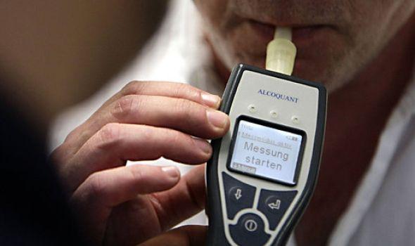 OPREZ! Pojačana kontrola vozača na alkohol