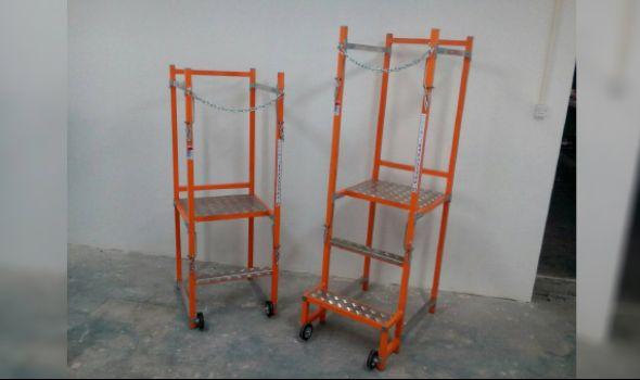 Novi proizvodi u Allurolu: Pokretne rasklopive merdevine i još više modela ulaznih vrata