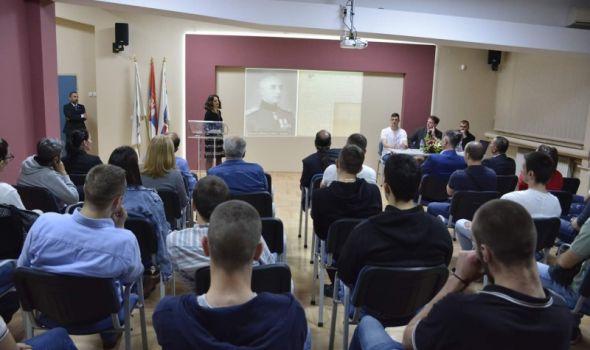 Ambasadorka Izraela održala predavanje na Pravnom fakultetu