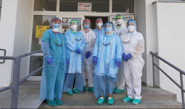 U Ambulanti za febrilna stanja startovalo uzorkovanje pacijenata za koje se sumnja da su zaraženi Korona virusom