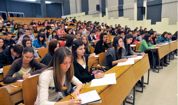 Počeli prijemni ispiti na fakultetima kragujevačkog Univerziteta