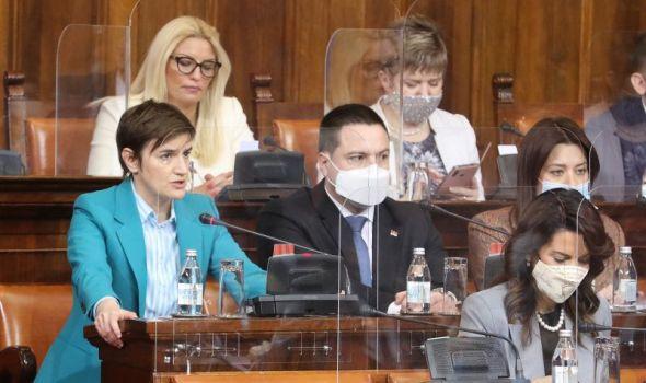 Brnabić: Kragujevac prvi grad u Srbiji gde će biti ugašene kotlarnice na ugalj