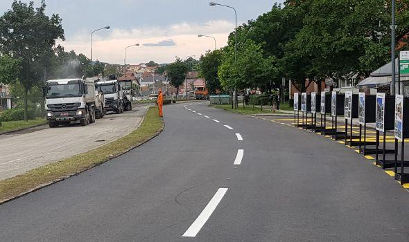 Država dala 50 miliona za rekonstrukciju Lepeničkog bulevara i ulice Kneza Mihaila (FOTO)