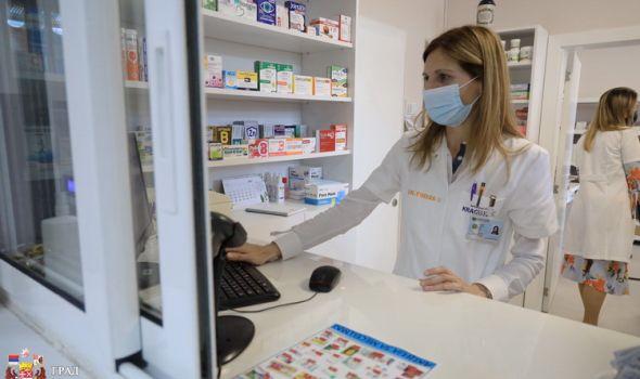 Otvorena apoteka u ambulanti Filip Kljajić