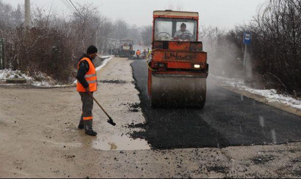 Radovi u ulici Užičke republike, izmenjen režim saobraćaja