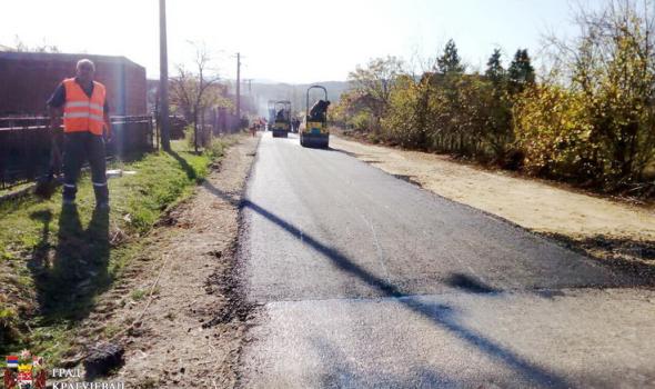 U sedam mesnih zajednica biće sređeno 55 ulica