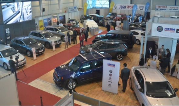 Auto Expo 2018: Prodato 15 automobila na Šumadija sajmu, zabeleženo 5.000 posetilaca (FOTO)