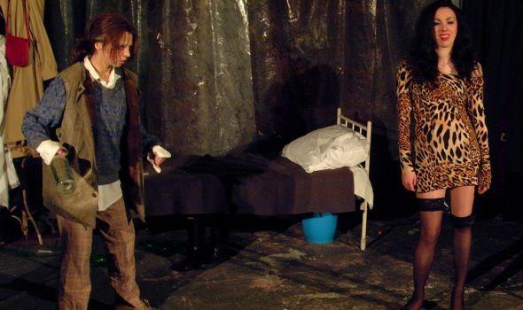 """Predstava """"Bajka o mrtvoj carevoj kćeri"""" u Teatru"""