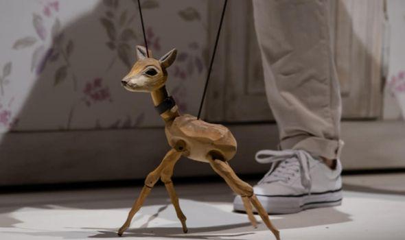"""Predstava """"Bambi"""" u Pozorištu za decu"""