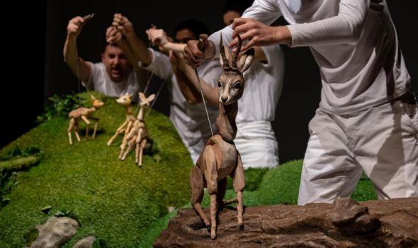 """Premijerom predstave """"Bambi"""" počinje 22. Međunarodni festival """"Zlatna iskra"""" u Kragujevcu"""