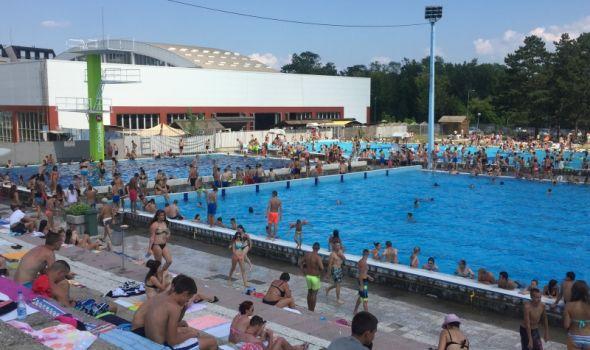 LOŠA KUPALIŠNA SEZONA: Otvorene bazene posetilo tek 30.000 Kragujevčana