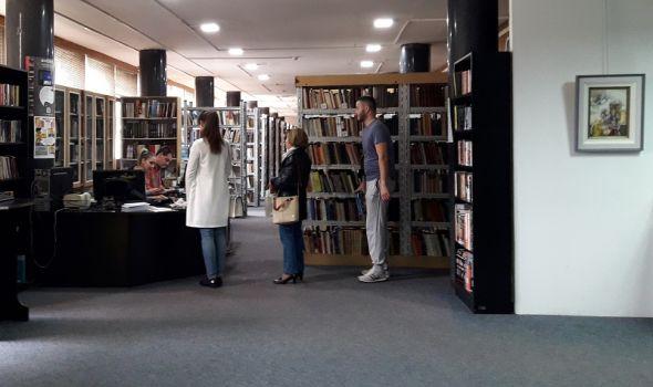 BIBLIOTEKA otvorila vrata za čitaoce: Evo koje je radno vreme