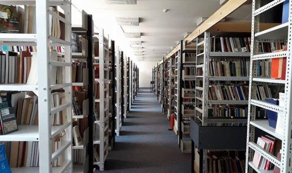 Biblioteka obustavila rad sa korisnicima, preporuka digitalni fond