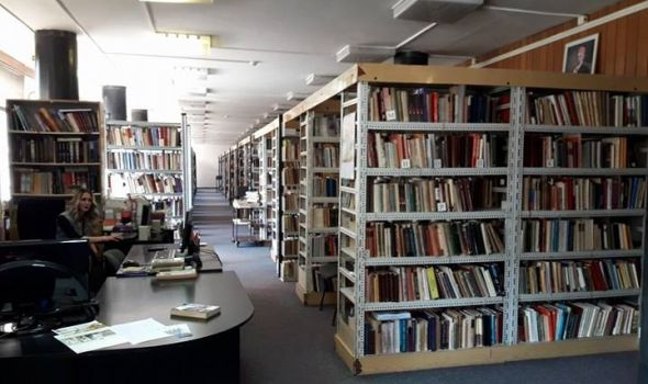 """BIBLIOTEKA - 154. """"rođendan"""": Prodajna izložba knjiga, besplatne članarine, bez kazni za prekoračenje roka pozajmice"""