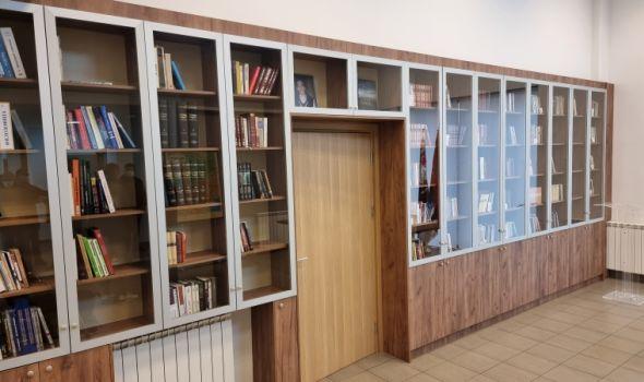 Kragujevac dobio biblioteku za osobe sa invaliditetom (FOTO)
