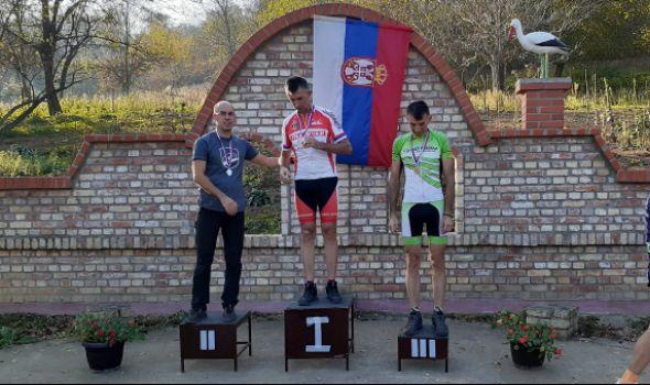 Kragujevačkim biciklistima 8 medalja na Šidskom maratonu (FOTO)