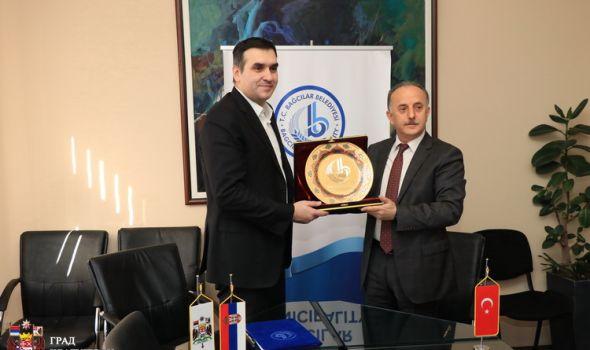 Saradnja istanbulske opštine Bagdžilar i Kragujevca: Razvoj interkulturalnog dijaloga i mirovnog napretka
