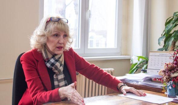 Biljana Ilić Stošić osudila nasilje na protestima: Političko podzemlje najgrublje zloupotrebljava strah građana od zaraze