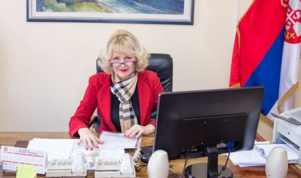 Biljani Ilić Stošić ukazano novo poverenje Vlade, načelnica Šumadijskog upravnog okruga JOŠ ČETIRI GODINE