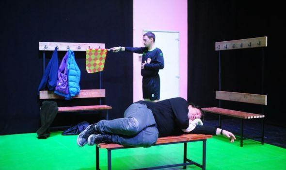 "Tragikomedija ""Blitva i krompir"" u Teatru"