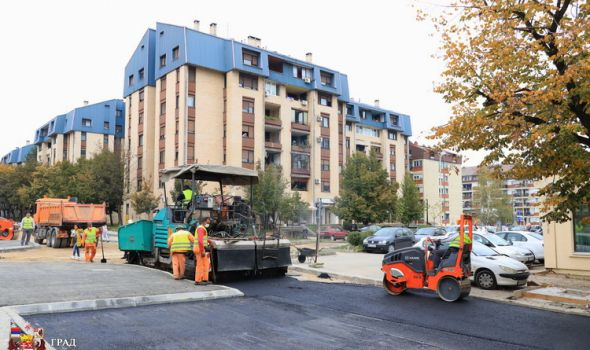 """Dašić: """"U Bloku Voje Radića radovi gotovi najkasnije do kraja novembra"""", evo kada se ulice otvaraju za saobraćaj (FOTO)"""