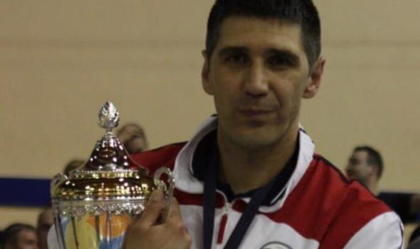 Boba Kovač: Nadam se da će Kragujevac biti centar sportskih dešavanja