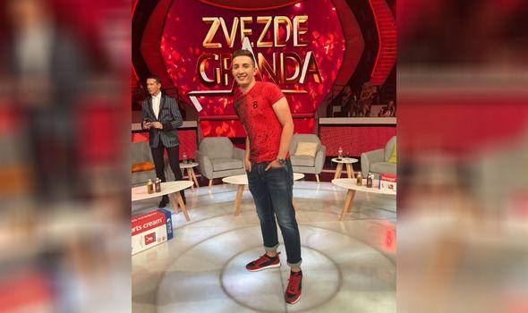Kragujevčanin Bojan Pavlović u finalu Zvezda Granda: Nadam se velikoj podršci publike