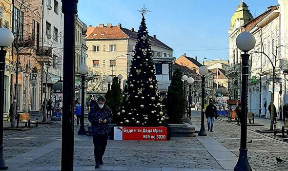 Budi i ti Deda Mraz: GTO poziva građane da pomognu maloj Minji Matić