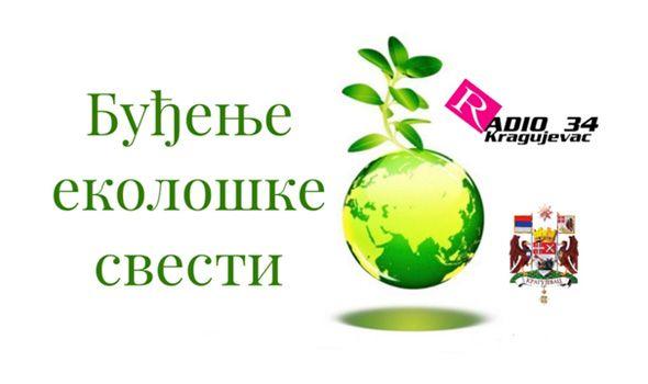"""""""Buđenje ekološke svesti"""" na Radiju 34"""