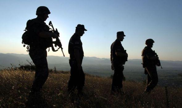 Vojska vežba, evakuacija stanovništva