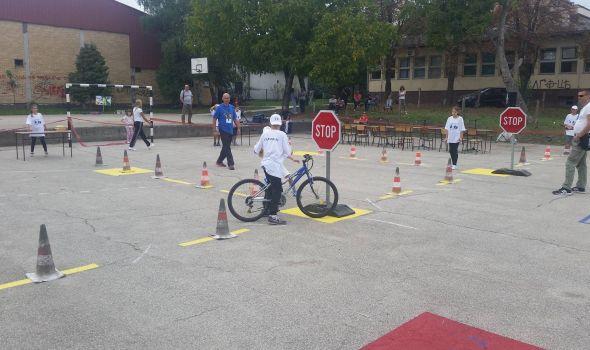 Kragujevčani drugi na Dečjoj olimpijadi bezbednosti (FOTO)