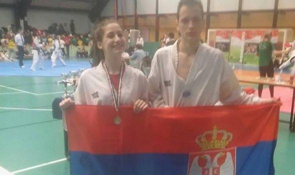 Kragujevački tekvondisti uspešni u Mađarskoj