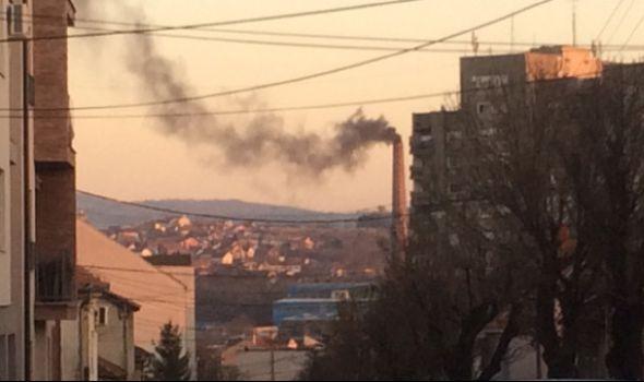 Borba ZA ČIST VAZDUH i u Kragujevcu