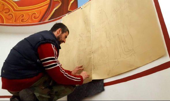 Pomozimo oslikavanje hrama u Jovanovcu (FOTO)