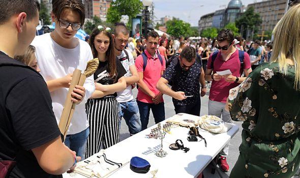 Počeli DANI IZRAELA: Kultura i ukusi kuhinje, razgovori o saradnji u IT sektoru (FOTO)