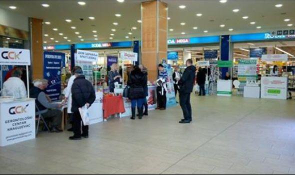 Dani zdravlja: Besplatni pregledi i saveti lekara u Roda centru