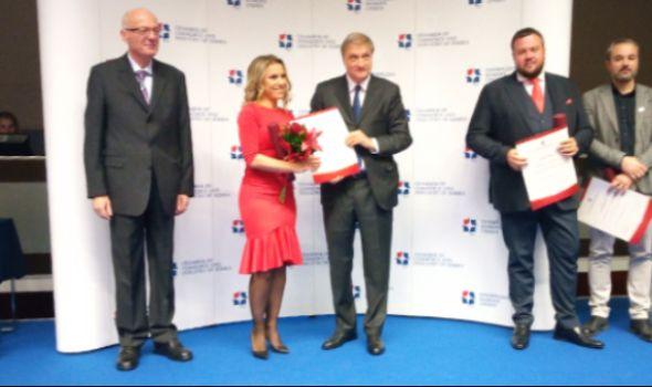 Doktorska disertacija Danijele Cvetković sa PMF-a jedna od 10 najboljih u Srbiji (FOTO)