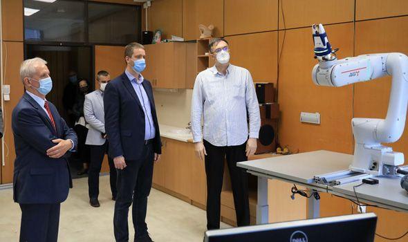 Dašić: FIN vuče razvoj grada Kragujevca