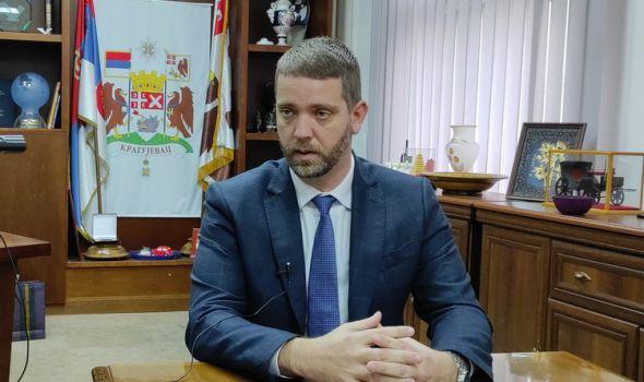 """Dašić: """"Da se Kragujevčani više NE DAVE U DIMU koji dolazi iz kotlova Energetike"""""""