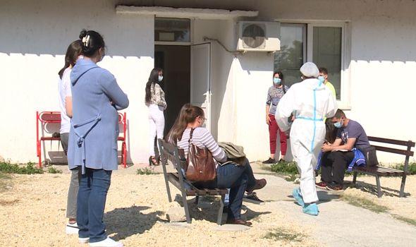 ALARMANTNO: U Kragujevcu gotovo svako drugo dete testirano na COVID-19 POZITIVNO