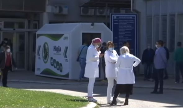 U KC na lečenju čak 103 pacijenta obolela od COVID-a, evo koliko je novoobolelih Kragujevčana