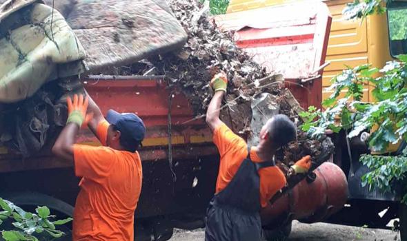 Uklonjena divlja deponija u Šumaricama: Sećate li se ljudi koji su zatečeni kako bacaju smeće u šumu? (FOTO/VIDEO)