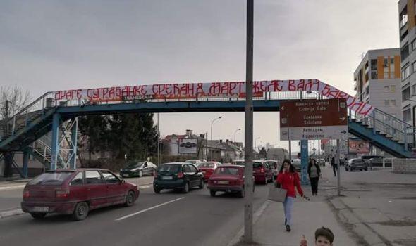 """""""ĐAVOLI"""" na originalan način čestitali sugrađankama 8. mart, oduševili celu Srbiju"""