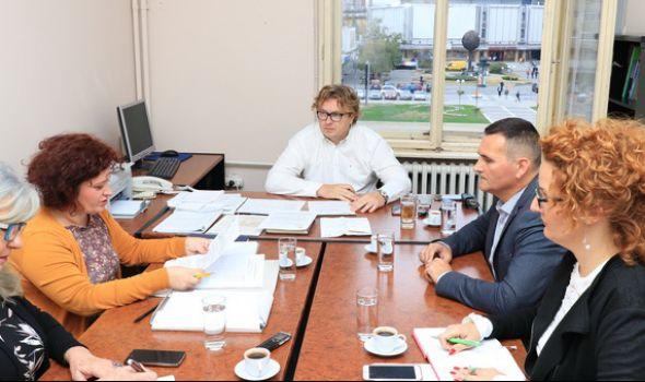 Spremna dokumentacija za kategorizaciju Kragujevca kao turističkog mesta, na potezu Ministarstvo turizma