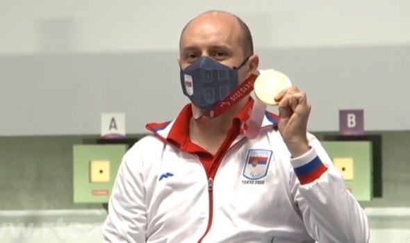 Kragujevčanin Dragan Ristić osvojio prvo ZLATO za Srbiju na Paraolimpijskim igrama u Tokiju