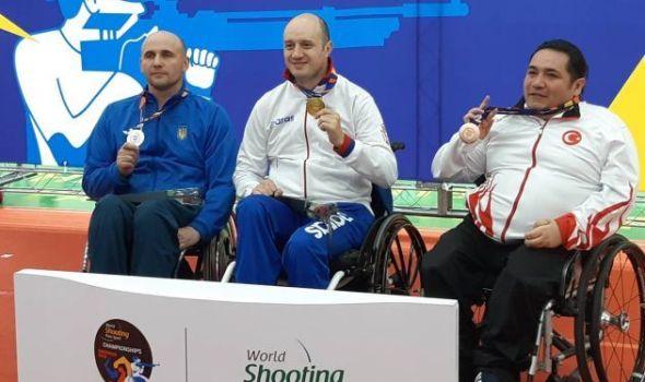 Kragujevčanin Dragan Ristić osvojio zlato u Južnoj Koreji
