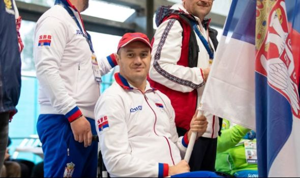Ristiću dve medalje na Svetskom prvenstvu u parastreljaštvu u Sidneju