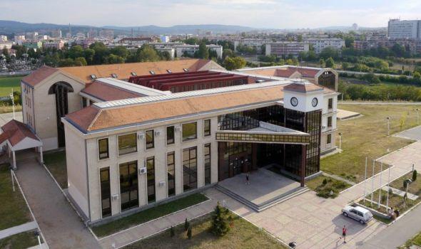 U toku rekonstrukcija Druge kragujevačke gimnazije