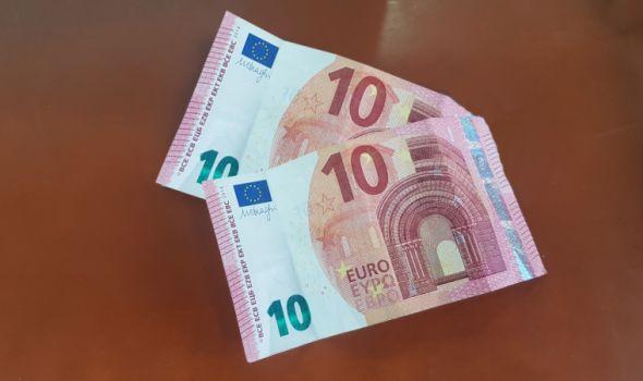 Evo kada počinje prijava za 20€