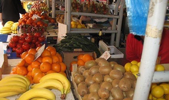 Kakve namirnice kupujemo? Za analizu na pijacama pola miliona